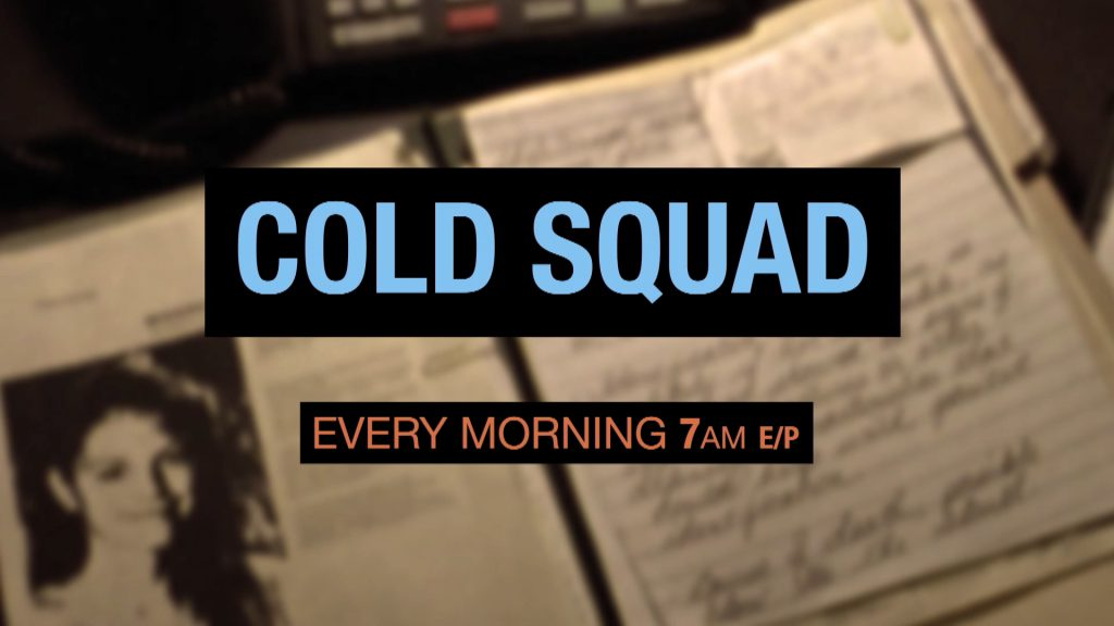 Image reads: Cold Squad Every Morning 7am