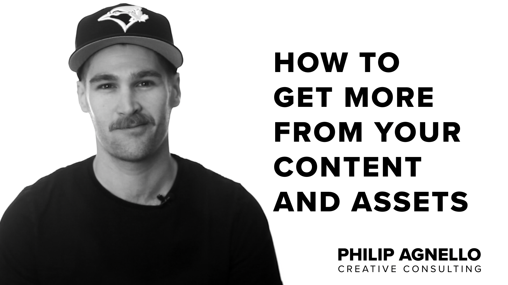 Title: How To Get More From Your Content And Assets
