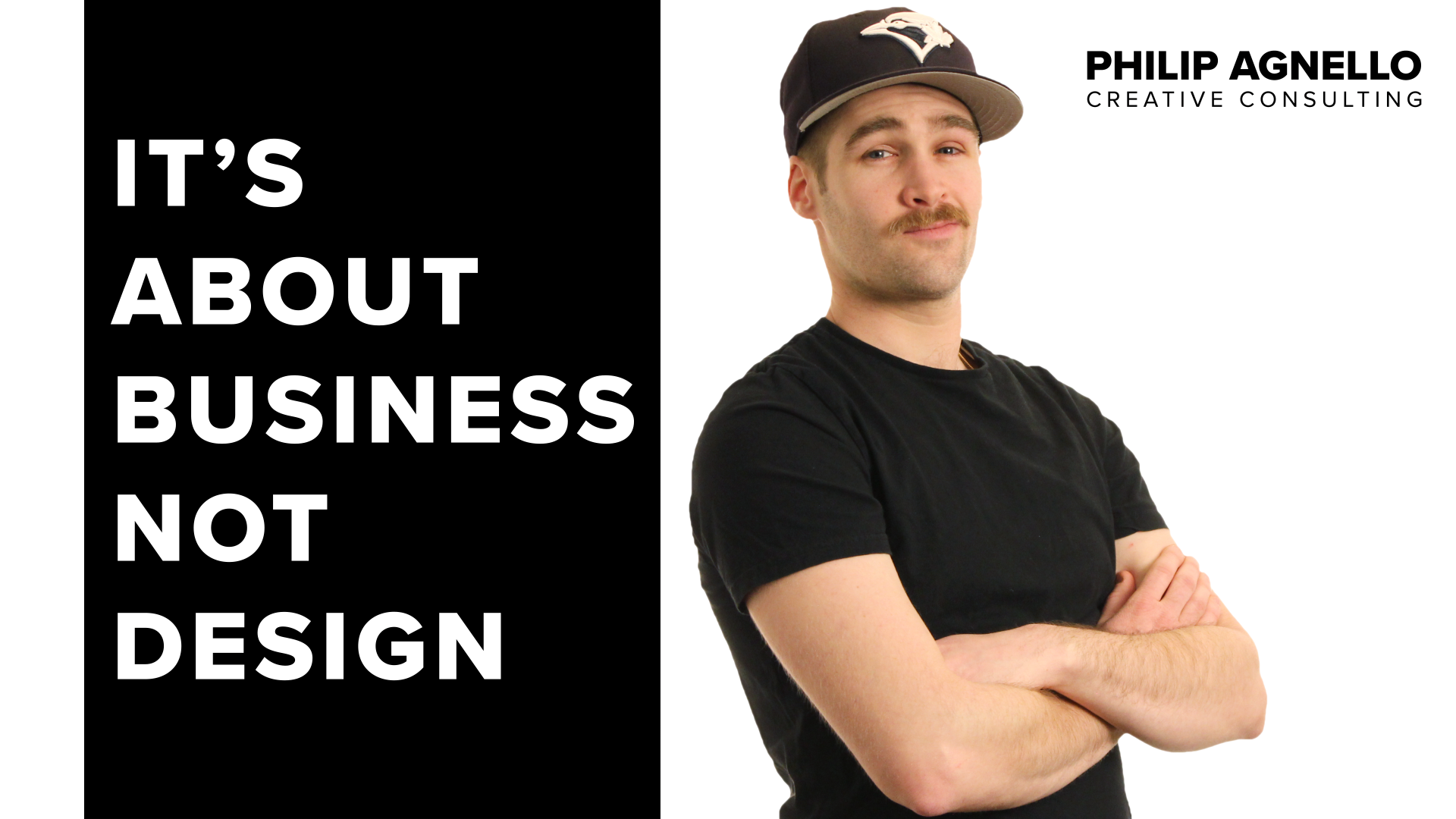 Title: It's About Business Not Design